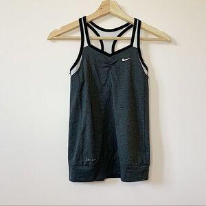 NIKE   Grey sportswear cami size XS-S